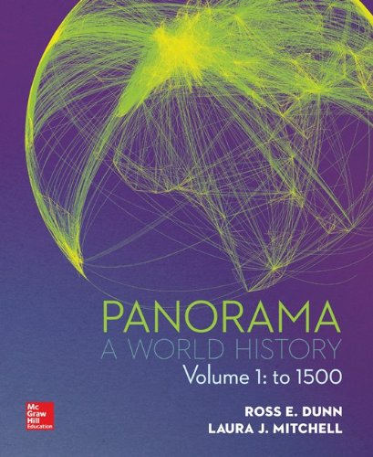 9781259317422: PANORAMA: A World History VOLUME 1 W/ 1T CNCT+ AC