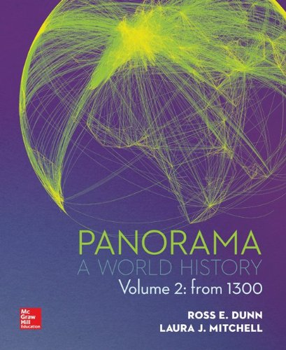 9781259317439: PANORAMA: A World History VOLUME 2 W/ 1T CNCT+ AC