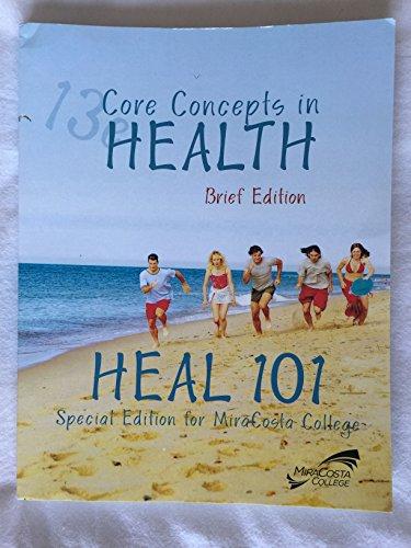 9781259321597: Mira Costa: Core Concepts in Health Brief 13th Edition