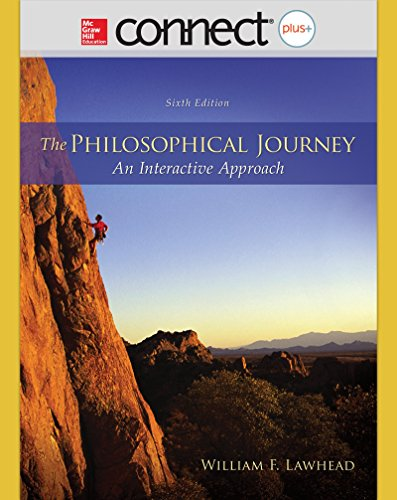 9781259322075: Connect Access Card for The Philosophical Journey: An Interactive Approach