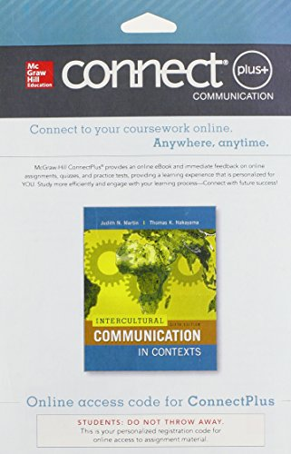 9781259327698: Connect Access Card for Intercultural Communication in Contexts