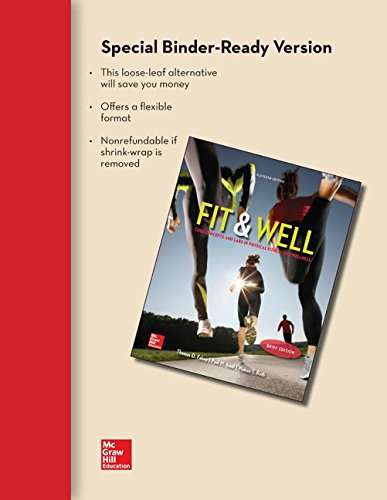 Fit & Well Brief Edition: Core Concepts: Thomas Fahey