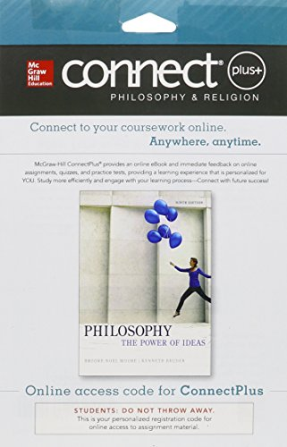 9781259329968: Connect Access Card for Philosophy: The Power of Ideas