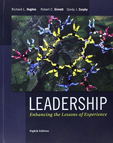 9781259330896: Leadership: Enhancing the Lessons of Experience with Connect Access Card