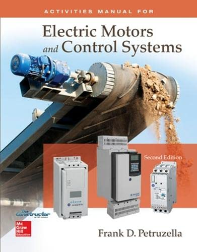 9781259332838: Electric Motors and Control Systems