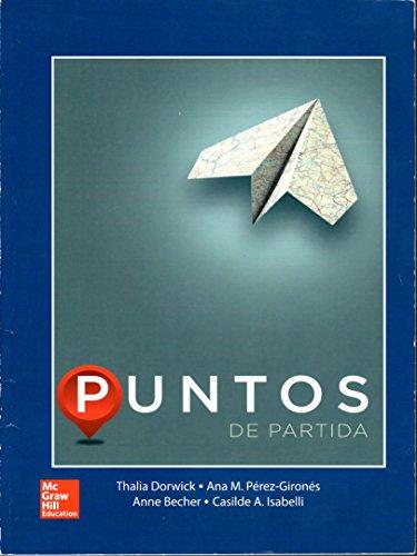 9781259338090: Puntos De Partida 9th Edition W/access Code