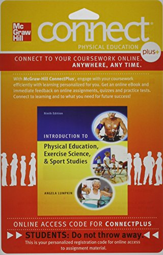 9781259338359: Connect Access Card for Introduction to Physical Education, Exercise Science, and Sport Studies