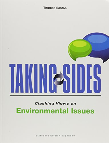 9781259343254: Taking Sides: Clashing Views on Environmental Issues, Expanded