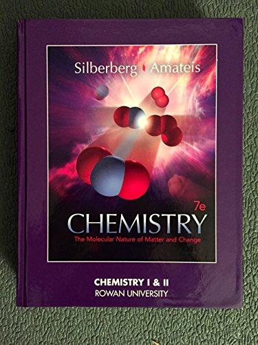 9781259344602: Chemistry I & II Rowan University