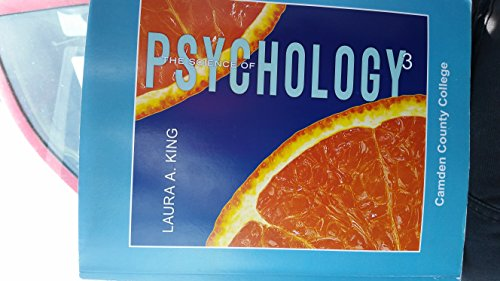 9781259345715: The Science of Psychology (Camden County College)