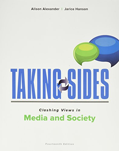 9781259350825: Taking Sides: Clashing Views in Media and Society (Taking Sides : Clashing Views in Mass Media and Society)
