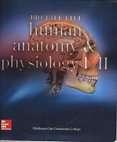 9781259354915: BIO 1314/1414 Human Anatomy & Physiology I/II