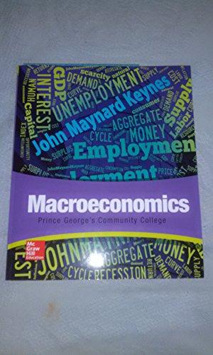 Brue Flynn Mcconnell Macroeconomics Principles Problems