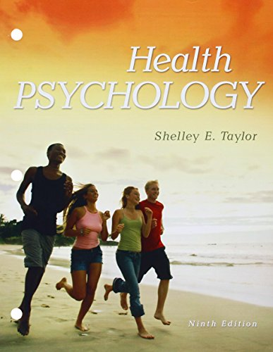 9781259359408: Looseleaf for Health Psychology