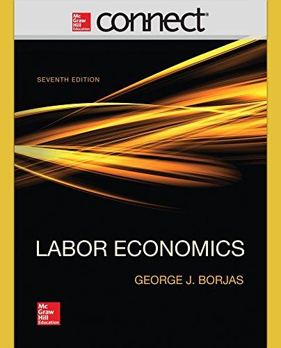 9781259359668: Connect Access card for Labor Economics