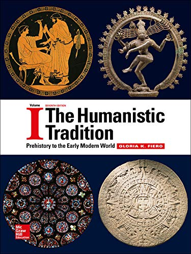 9781259360664: The Humanistic Tradition Volume 1: Prehistory to the Early Modern World