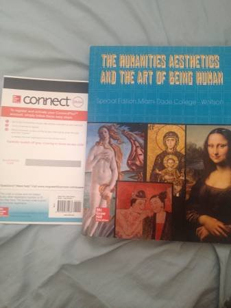 9781259371417: The Humanities Aesthetics and the Art of Being Human