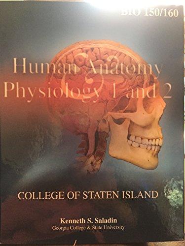 9781259371660: Human Anatomy Physiology 1 and 2