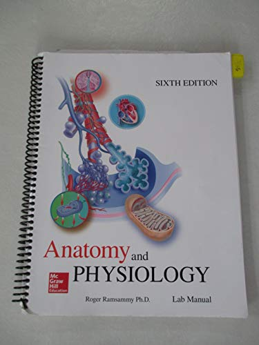 9781259373060: Anatomy and Physiology Lab Manual