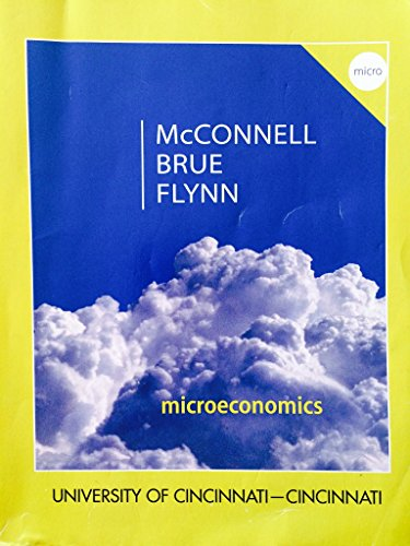9781259375538: Microeconomics Principles, Problems, and Policies