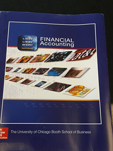 9781259378317: Financial Accounting 8th Custom Edition for Chicago Booth School of Business
