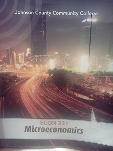 9781259380211: Microeconomics: Principles, Problems, and Policies (Twentieth Edition) for Johnson County Community College