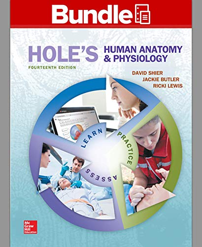 9781259384998: Combo: Loose Leaf Version of Hole's Human Anatomy & Physiology with Connect Access Card