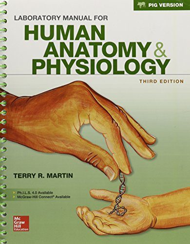 9781259385643: Combo: Lab Manual for Human Anatomy & Physiology, Fetal Pig Version with Connect Access Card