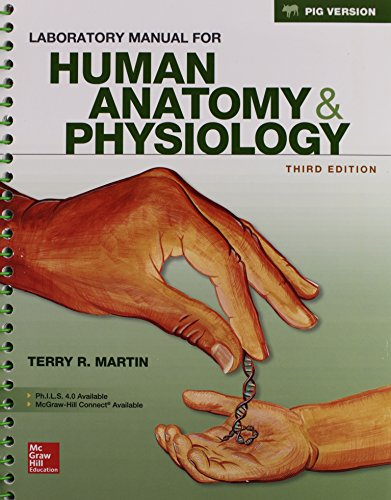 9781259385704: Combo: Lab Manaul for Human Anatomy & Physiology, Fetal Pig Version with PhILS 4.0 Access Card