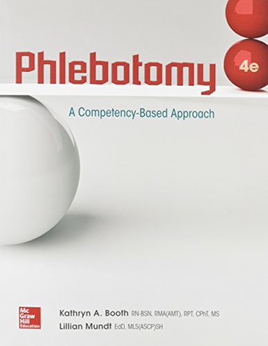 9781259386930: Phlebotomy with Connect Access Card
