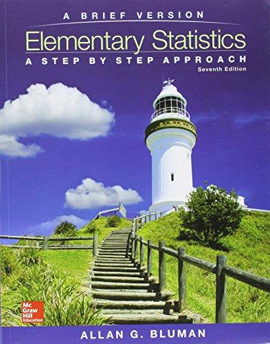 9781259389382: Elementary Statistics Brief with ALEKS 360 18 Weeks