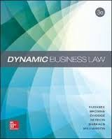 9781259390883: BLW 411/511 Business Law & Ethics