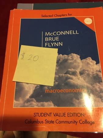 Selected Chapters for Macroeconomics, Student Value Edition,: McConnell/Brue/Flynn