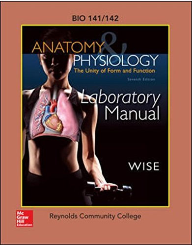 9781259395833: Anatomy & Physiology: The Unity of form and Function Lab Manual