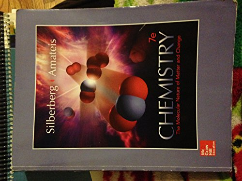 9781259398179: Chemistry: The Molecular Nature of Matter and Change