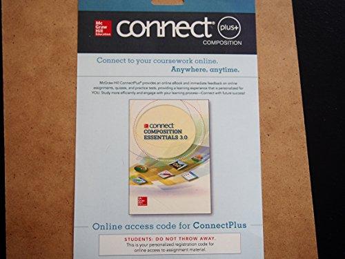 9781259406225: Connect Composition Essentials 3.0 Online Access Code for Connectplus