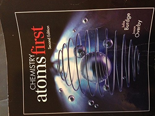 9781259409158: Chemistry Atoms First (Second Edition)