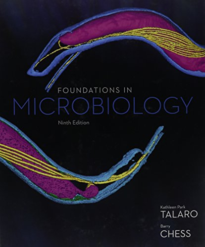 9781259412134: Combo: Foundations in Microbiology w/Connect Access Card with LearnSmart and LearnSmart Labs Access Card