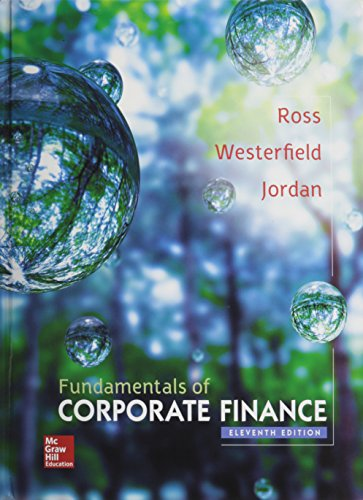 9781259418952: Fundamentals of Corporate Finance + Connect