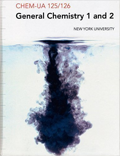 9781259419300: General Chemistry 1 and 2, 7e, New York University