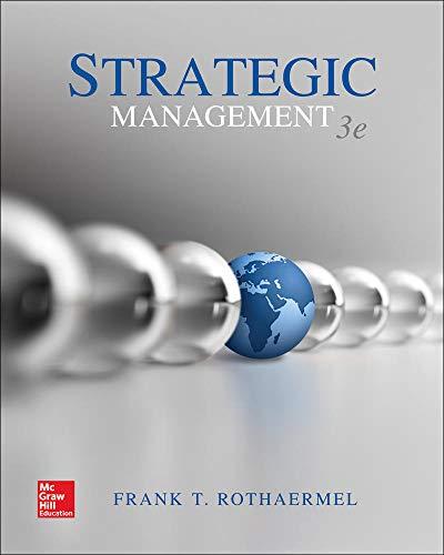 9781259420474: Strategic Management: Concepts