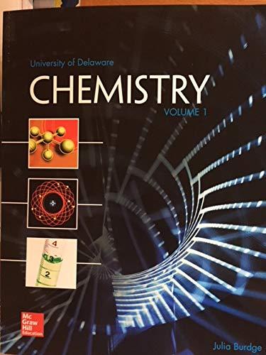 9781259422409: Chemistry University of Delaware