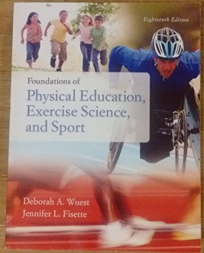 9781259438233: Foundations of Physical Education, Exercise Science, and Sport
