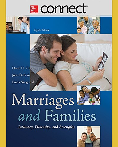 9781259438844: Connect Access Card for Marriages and Families: Intimacies, Diversity, and Strengths