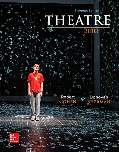 9781259440014: Theatre, Brief Loose Leaf