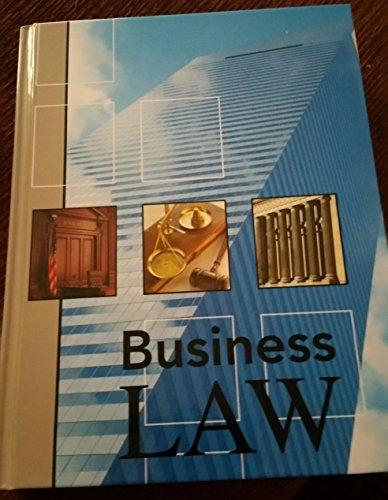 9781259441547: Business Law Nancy Kubasek