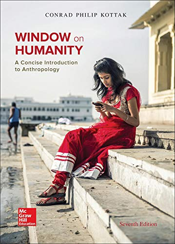 9781259442711: Window on Humanity: A Concise Introduction to General Anthropology