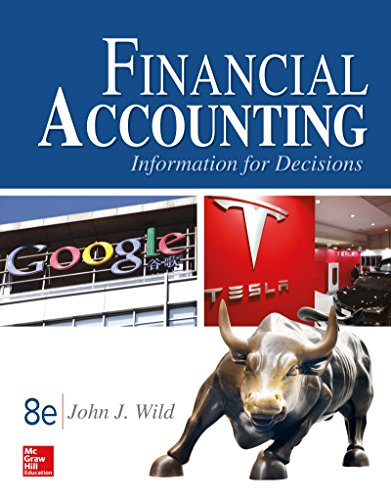 9781259533006: Financial Accounting: Information for Decisions