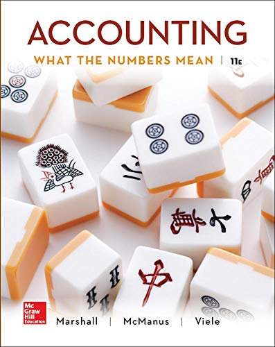 Accounting: What the Numbers Mean (Hardcover): David H. Marshall