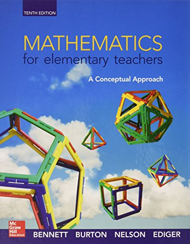 9781259542213: Math for Elementary Teachers: A Conceptual Approach with Manipulative Kit